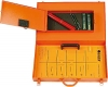 Meisterschablone (Bleistift) mit Koffer
