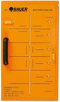 Meisterschablone für Bleistift